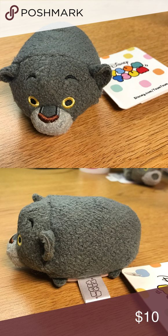 The Jungle Book Bagheera Tsum Tsum This disney Tsum Tsum is no longer sold at the Disney store. NWT Disney Accessories
