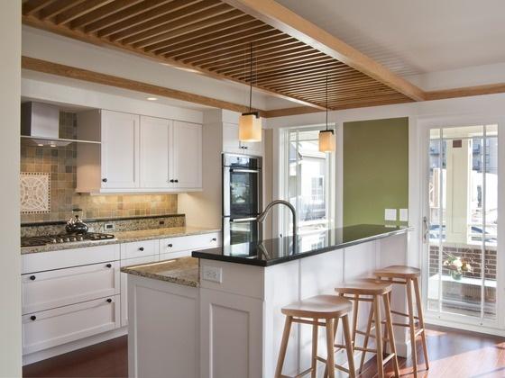 Island Kitchen House Plan 454 12 By Sarah Susanka