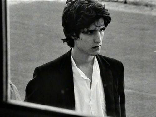Louis Garrel in Les Amants Réguliers