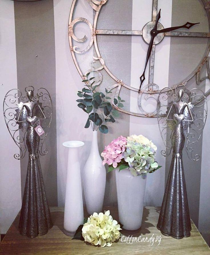 Branco Collar Vase - white : 40*10 : R155 Branco Bottle neck Vase - white : 44*2 : R195 Branco Barrel Vase - white : 30*8.5 : R255
