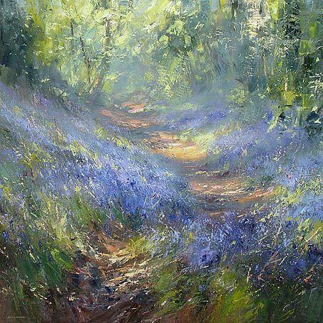 "Rex Preston - ""Pathway Through the Woods"""