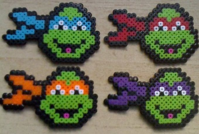 8 Bit Cartoon Characters : Theretro i will create a retro bit keychain of your