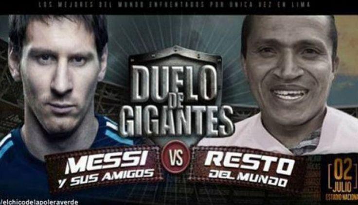 Memes del día: Duelo de Gigantes entre Messi y Neymar despierta la creatividad en Facebook y Twitter