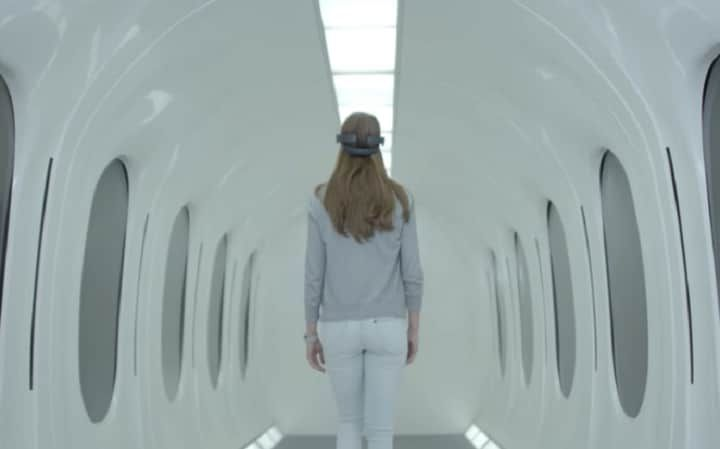 Hyperloop tech company offers first look at futuristic travel pods | Impact Lab