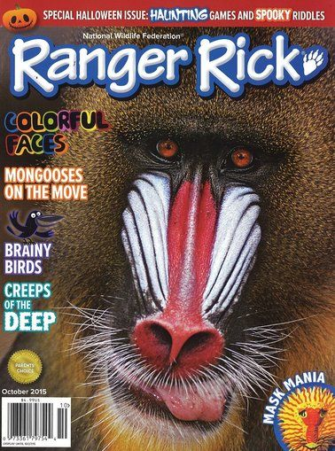 Best kids magazine ever for kids interested in nature