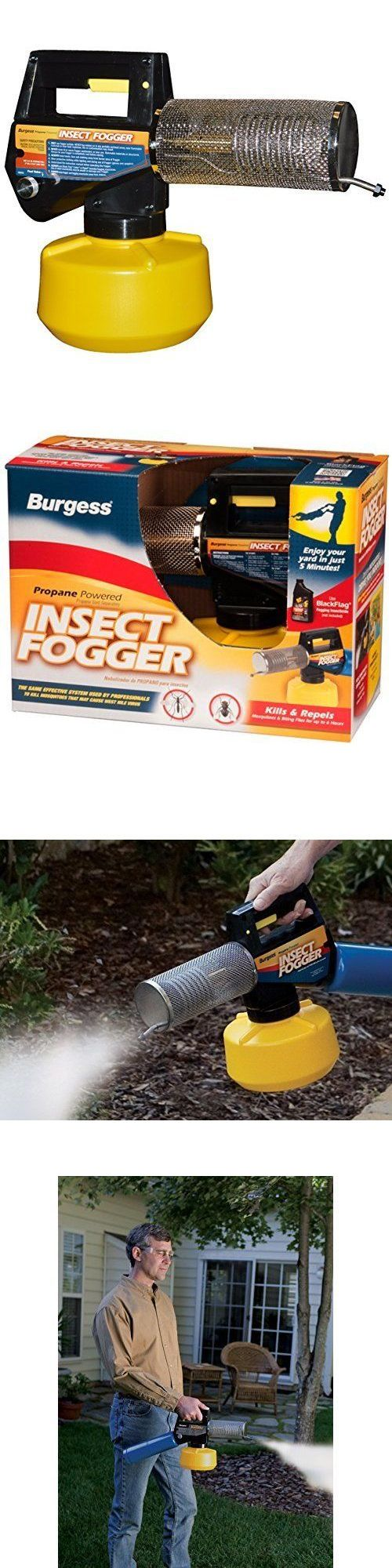 Foggers 181037: Propane Insect Fogger For Fast And Effective Mosquito Control In Your Yard -> BUY IT NOW ONLY: $83.48 on eBay!