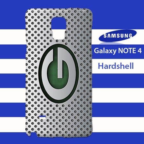 Green Bay Packers Logo Samsung Galaxy Note 4