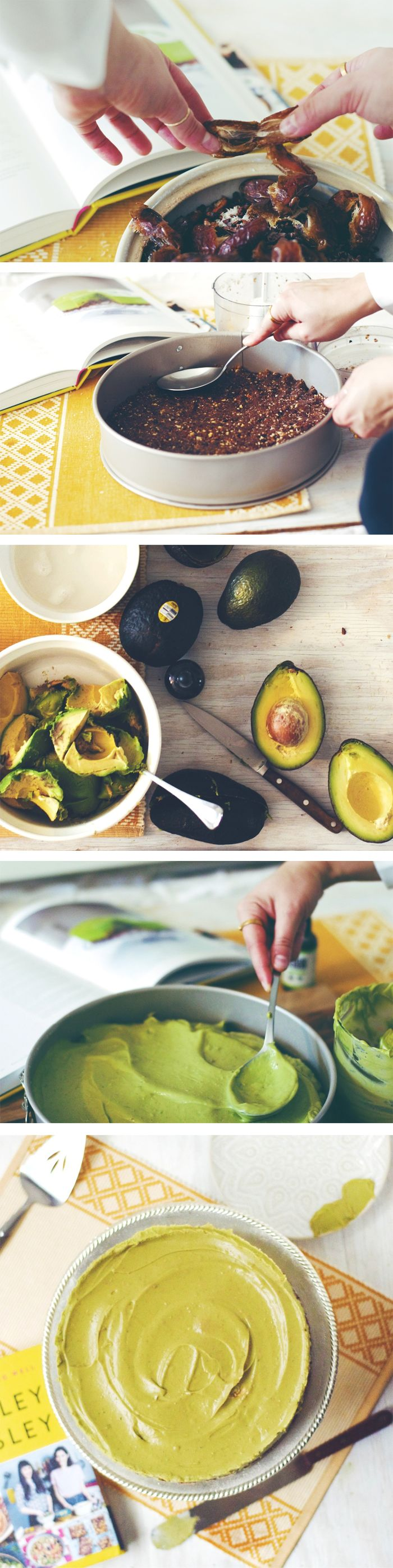 Urban Outfitters - Blog - On the Menu: Avocado Cheesecake Recipe