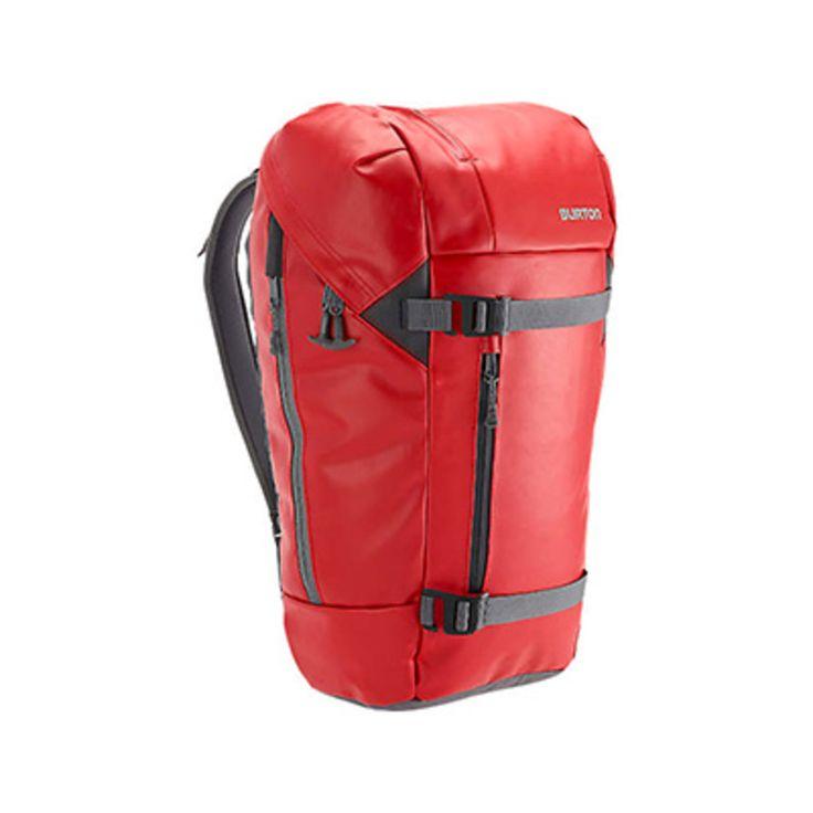 Lumen Pack Real Red Tarp CHF 45.00* Prix : CHF 100.00 soit -55% #Burton #eboutic #ventesprivees