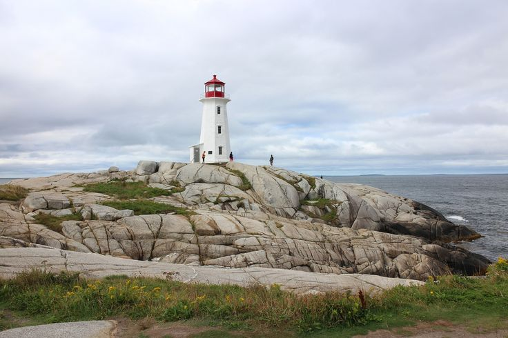https://flic.kr/p/8eMmkQ | The Famous Lighthouse, Peggy's Cove, Halifax, Nova Scotia, Canada | The famous lighthouse of Peggy's Cove is another recognizable symbol of Greater Halifax, Nova Scotia, Canada. Peggy's Cove was a highlight of our trip in September 2007. Needless to say that I wanted to revisit this place in 2016. There was a post office inside the lighthouse; however, the post office was closed during our visit in 2016.