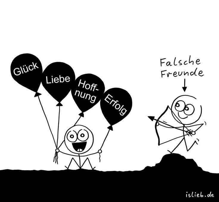 Warnung | #glück #liebe #hoffnung #erfolg #ballons #islieb