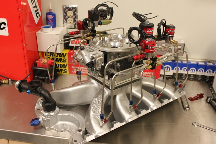 New Fogger Nitrous System Completed