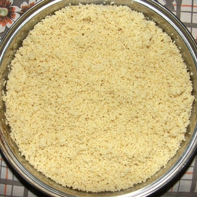 Durum flour and semolina come from the same variety of wheat.