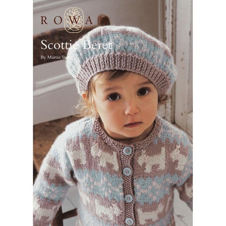 Scottie Beret in Rowan Baby Merino Silk DK. Discover more Patterns by Rowan at LoveKnitting. We stock patterns, yarn, needles and books from all of your favorite brands.