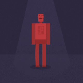 Stupid character rigging test made with AE CC 2014 e DUIK15