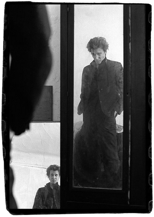 Richard Hell, New York City, by Stephanie Chernikowski #BelstaffAdventure