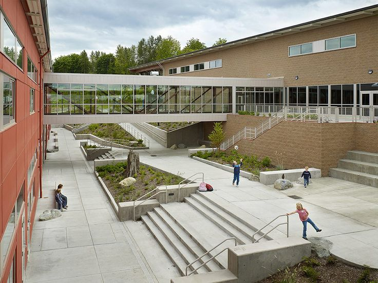 Little Cedars Elementary School, Snohomish School District   NAC  Architecture: Architects In Seattle U0026