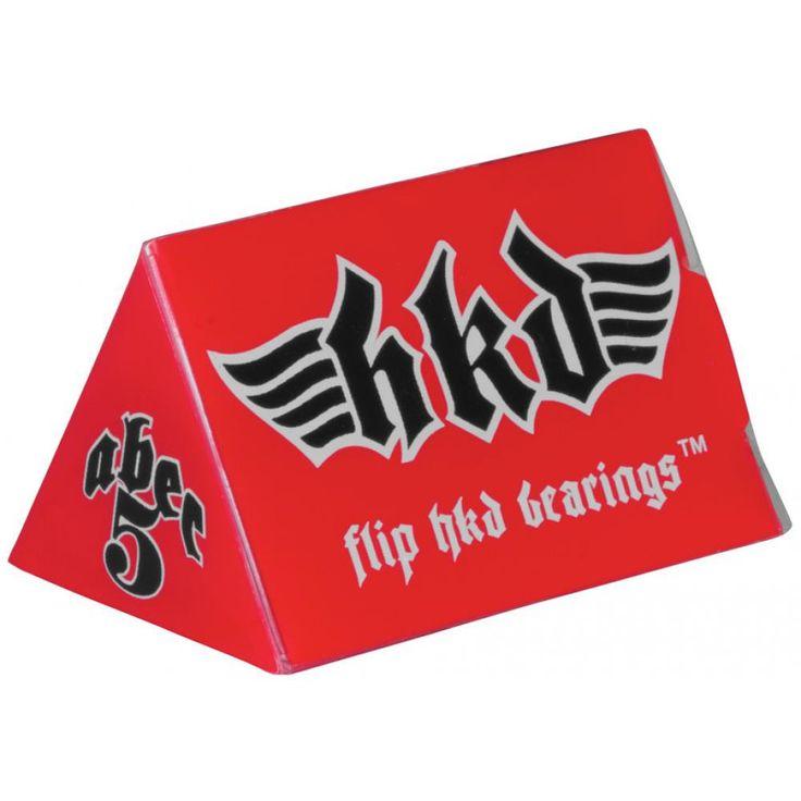 Flip HKD Skateboard Bearings - Abec 5