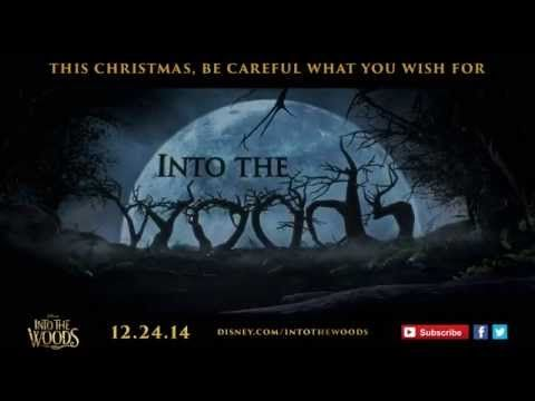 Check out Disney's Into The Woods Teaser Trailer