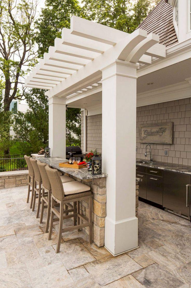 Uncategorized Outdoor Kitchen Designs Plans best 25 outdoor kitchen design ideas on pinterest backyard 40 gorgeous ideas
