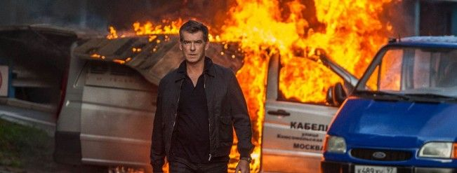 Critique de The November Man, film d'action avec Pierce Brosnan qui n'est plus James Bond mais Peter Devereaux.