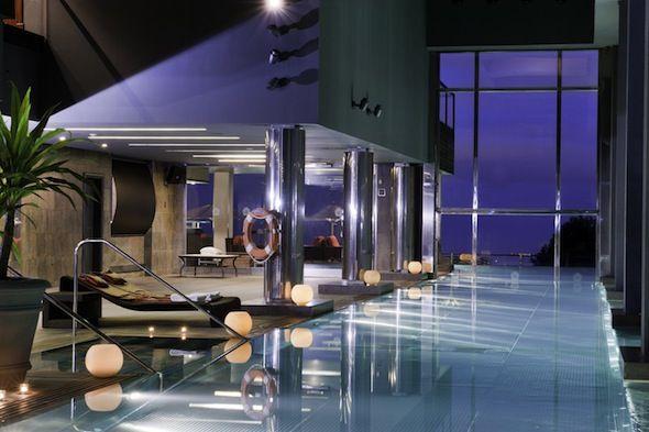 gran hotel la florida barcelone spa pool by koming up Le Gran Hotel La Florida à Barcelone vient d'inaugurer son nouveau spa L'Occitane. www.suite-privee.com, le site des suites vous propose des séjours en exclu au Gran Htl La Florida en juillet, août et septembre. Jusqu'à 52% de réduction !!! #GranHotelLaFlorida #News #Bonplan #Hotel #Luxe #Spa #Loccitane #Resort #Suite #Designer #SuitePrivee