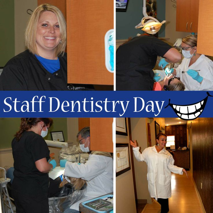 Staff Dentistry Day at our dental office in Union Kentucky.