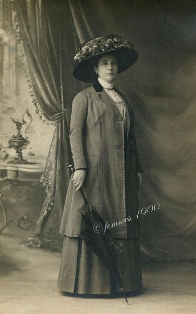 Épinglé sur 1900 photos d'époque femmes