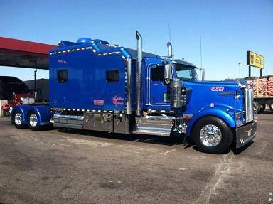 Nice Rollin Condo Big Rigs Trucks Custom Trucks
