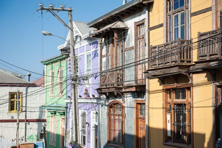 Valparaiso, cerro concepcion. Can't wait to visit