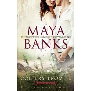 Colters' Promise (Colters' Legacy)-Maya Banks