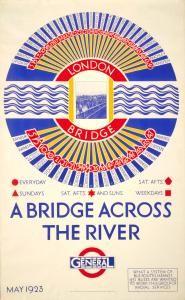 Vintage London Underground Posters