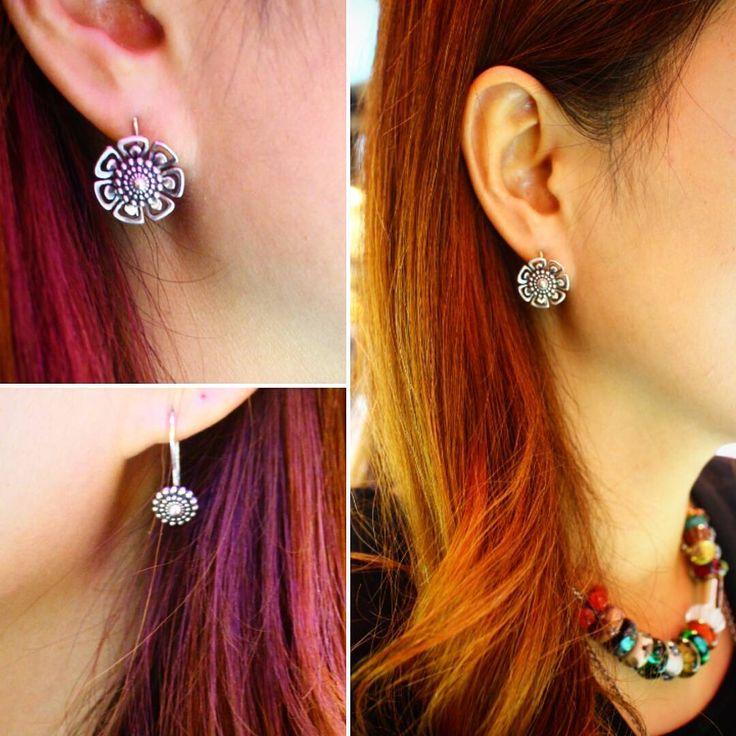 Trollbeads earrings #Trollbeads