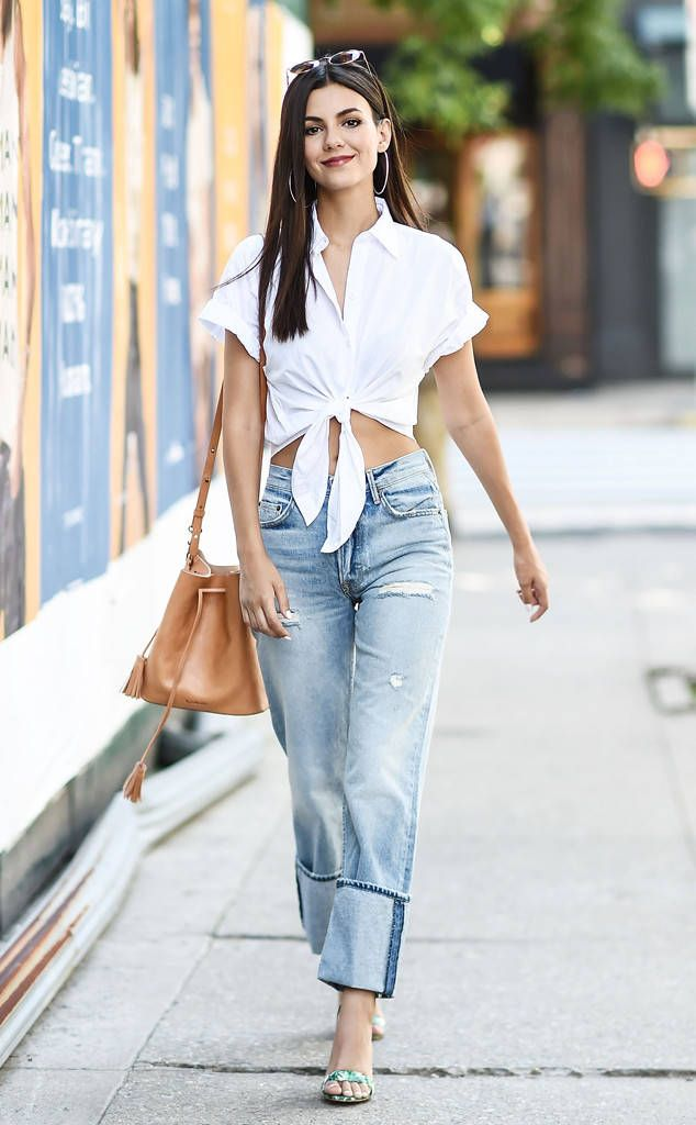 Victoria Justice from The Big Picture: Today's Hot Photos  Simply stunning! The actress is seen running errands in New York City.
