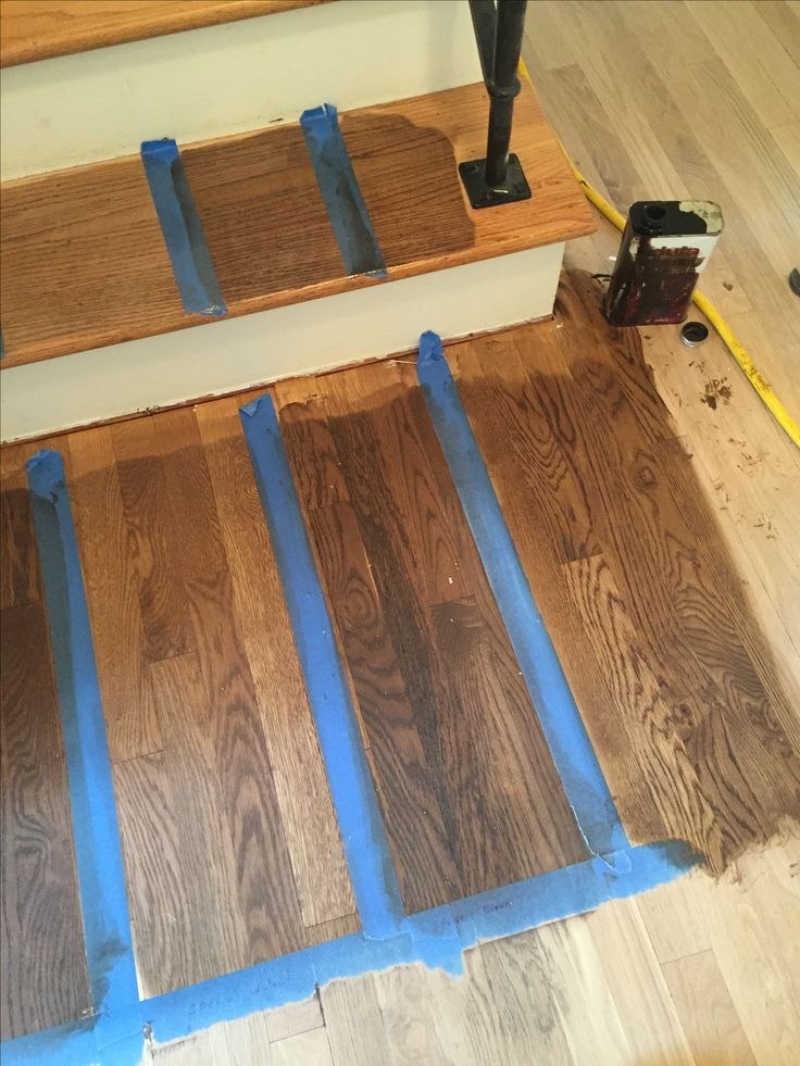 Best Floor Is Select White Oak Stair Treads Are Red Oak From 640 x 480