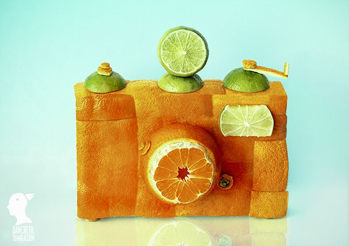Food Transformed into Extraordinary Sculptures of Ordinary Things