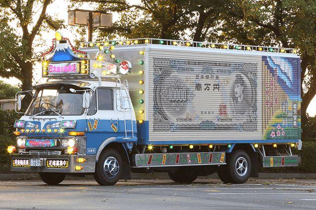 Nostalgic2days特別展示車両 トラック野郎 ジョナサン号