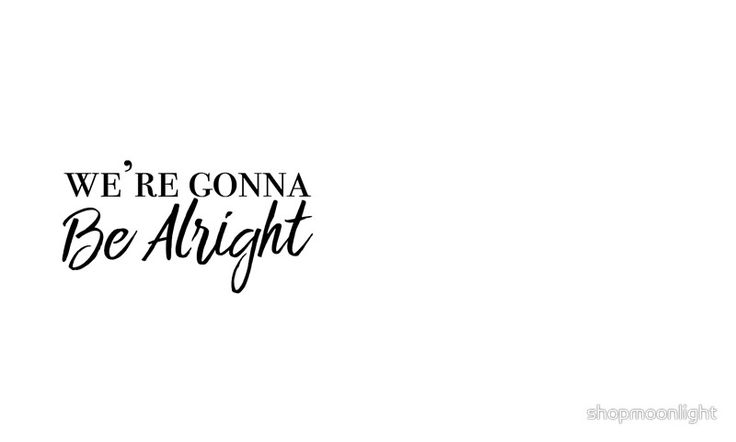 Ariana Grande - We're Gonna Be Alright