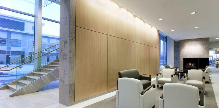 The Ottawa Hospital Regional Cancer Center / Perkins + Will