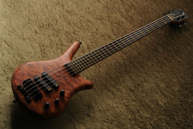 Warwick Thumb Bass Guitar 4-String Musician's Friend