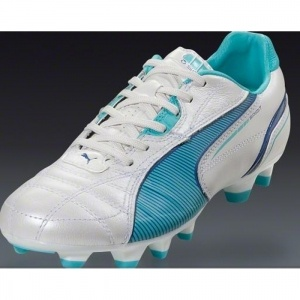 SALE - Puma Spirit Soccer Cleats Womens White - Was $109.99. BUY Now - ONLY $99.99
