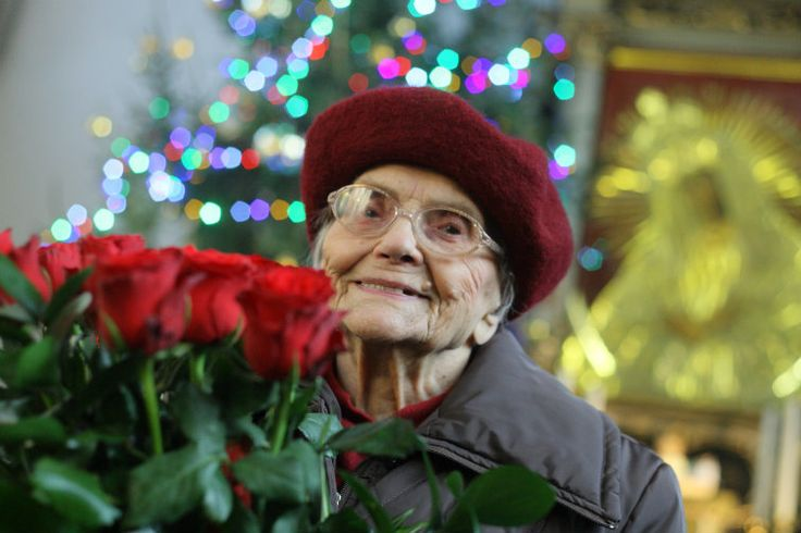 Stanisława Małek obchodziła wczoraj swoje 100 lecie. Do Gdańska przybyła w 1957 r. z Wilna.