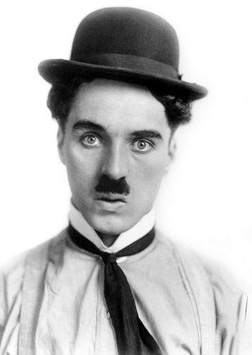 Charlie Chaplin 1914 Photo by Witzel