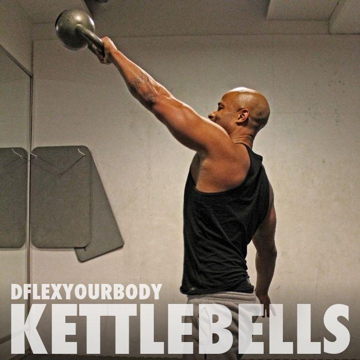 Uppgradera din kardio med kettlebells