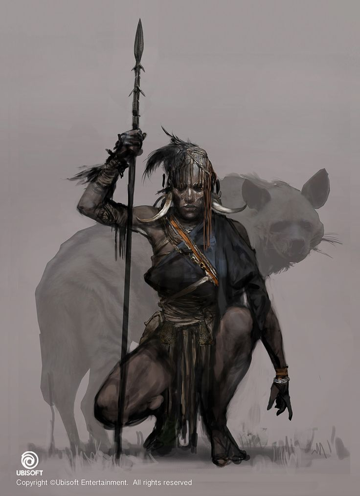 ArtStation - Assassin's Creed: Origins Kensa Concepts, Jeff Simpson - https://www.artstation.com/artwork/O48my