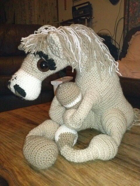 Cochet horse   (sold)