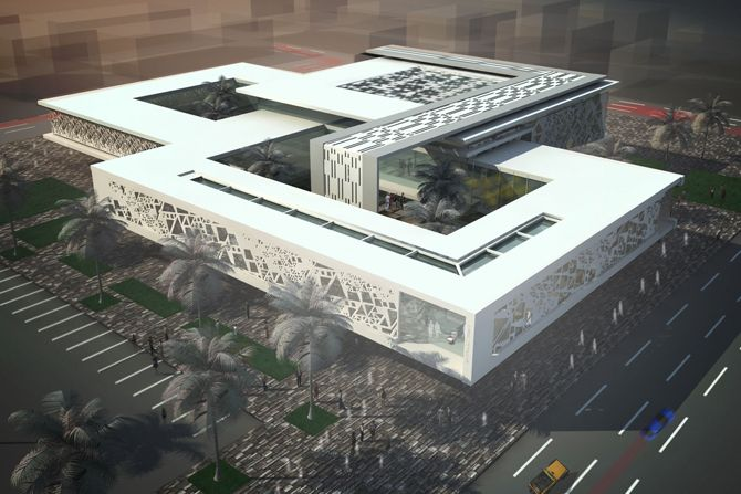 Ruward Business Incubator - SHAPE Architecture Practice + Research