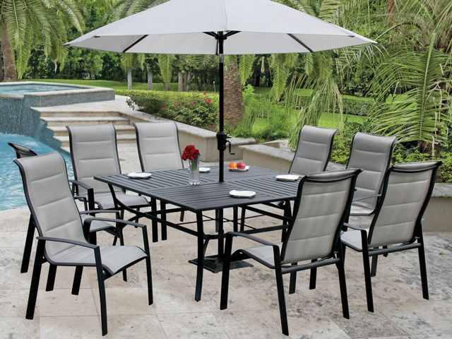 17 Best Images About Outdoor Dining Sets On Pinterest