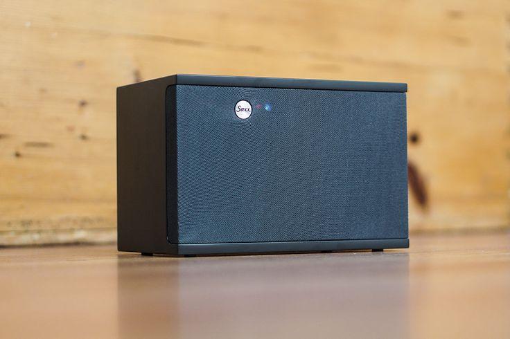 Saxx AS 40 WLAN-Lautsprecher Test