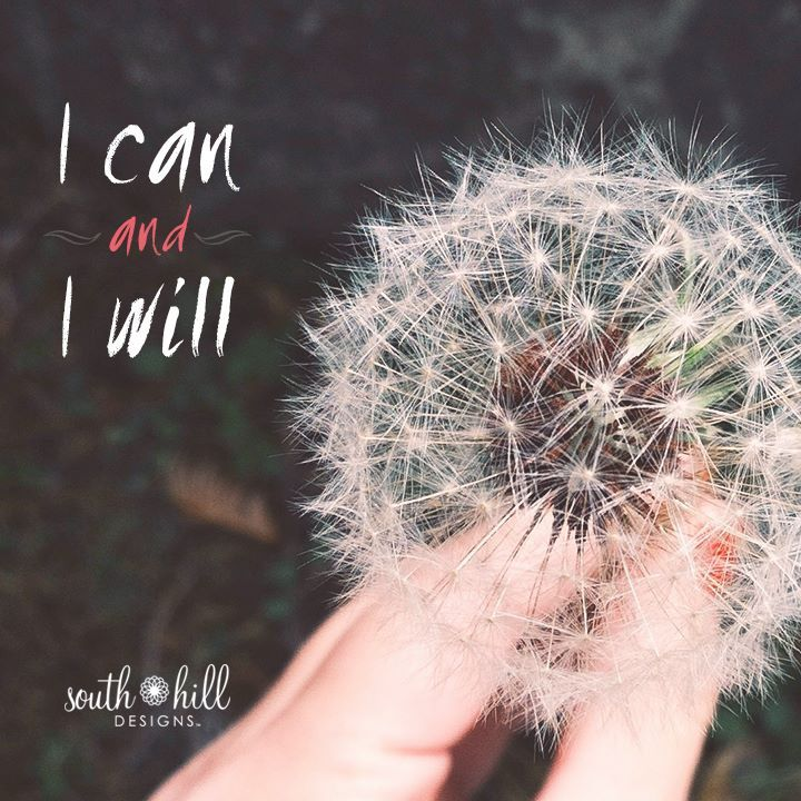 I can and I will. Anything is possible.